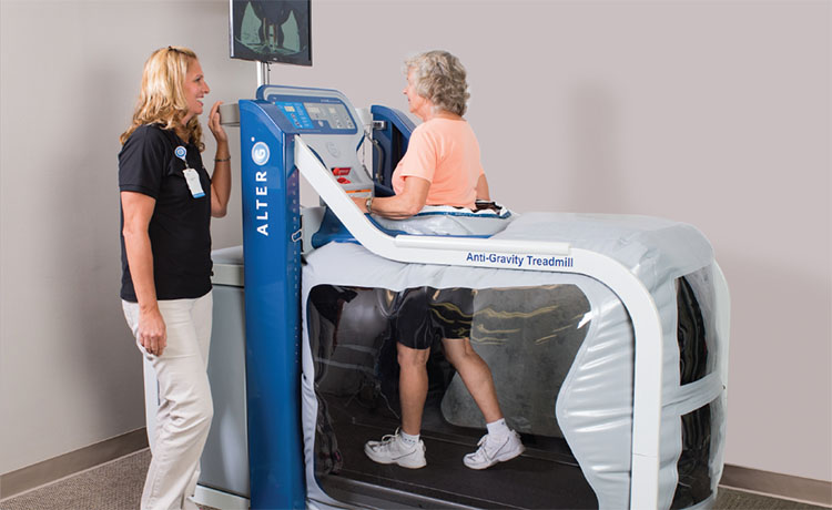 Alter G: Anti-Gravity Treadmill
